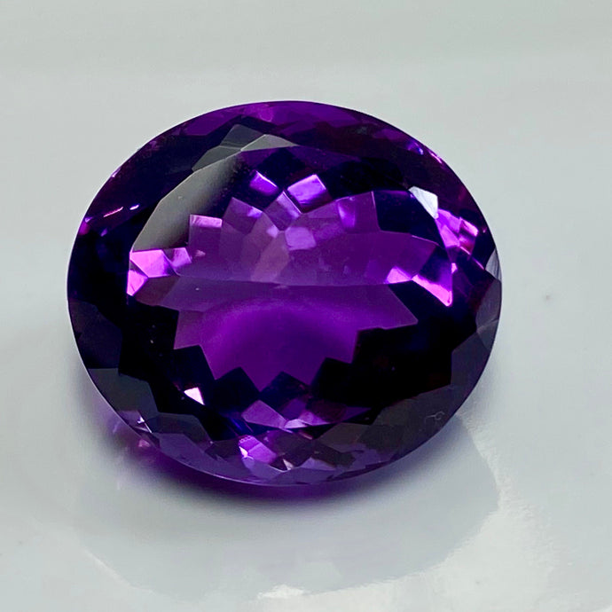 amethyst, uruguay, super faceted