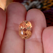 Russian Untreated Imperial Topaz. Untreated.