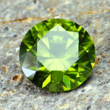 4.50 Russian Demantoid Garnet VS, Dispersion on VS #4 is Higher Than Diamond. Certified, Appraisal