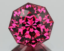 Malaya Garnet, 4.41 ct. True Umbalite, Bubblegum Pink, Color-Shift to Orangish-Pink, Master Cut, Near Flawless, Malaia