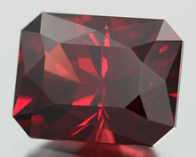5.19 Rhodolite, Color Shift, Malaya Garnet, Master Cut In U.S.