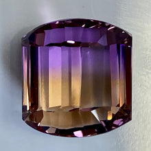 Ametrine, 21.12 ct. Fancy Oblong, Master Cut in America