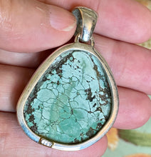 Back of pendant