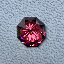 Umbalite Garnet, 4.41 ct., Bubblegum Pink, Color-Shift to Orangish-Pink, Master Cut, Flawless,