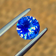 1.11 ct. Sapphire, Bright Blue, Custom Cut by John Dyer to Be Named For Our Buyer Ceylon Blue