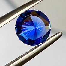1.11 ct. Sapphire, Bright Blue, Custom Cut by John Dyer to Be Named For Our Buyer