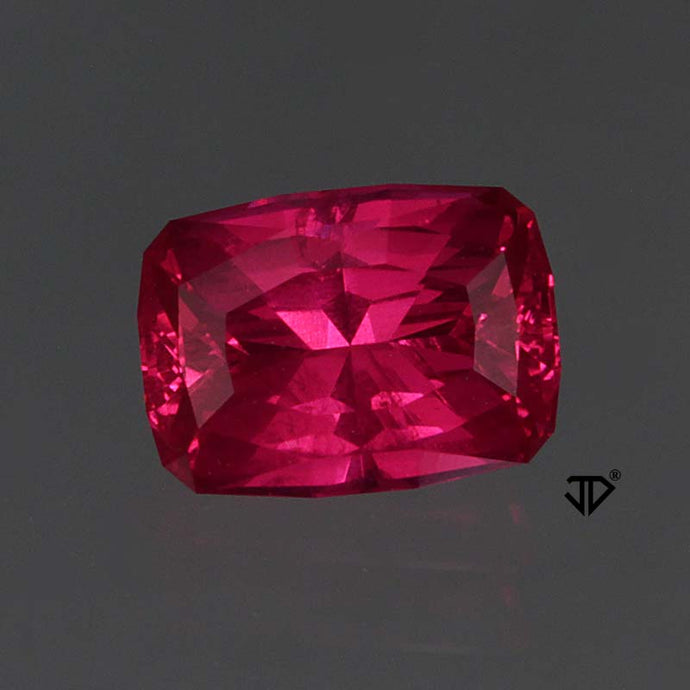 Investment Quality Ruby Cut by John Dyer