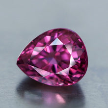 Spinel, 1.01ct. American Beautyberry Pink, Burma, Pear Cut, Engagement Gem