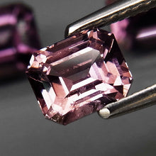 3.03 tcw. Set of (3) Purple-Pink Tone Spinels, Gorgeous Set