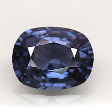 Blue Spinel,1.14ct. Purplish, Oval, Flawless, Namya Myanmar Burma