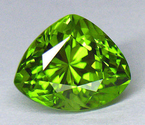Where is the rarest peridot from? Outer space, but next comes the Himalaya Mountains.