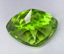 What is the best color of peridot? It is a matter of preference but vivid lime green ranks very high.