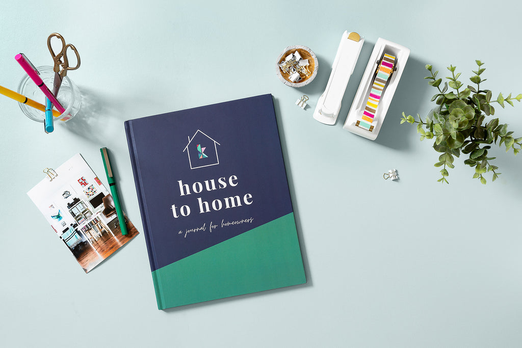 House to Home: A Journal for Homeowners (Special Offer)