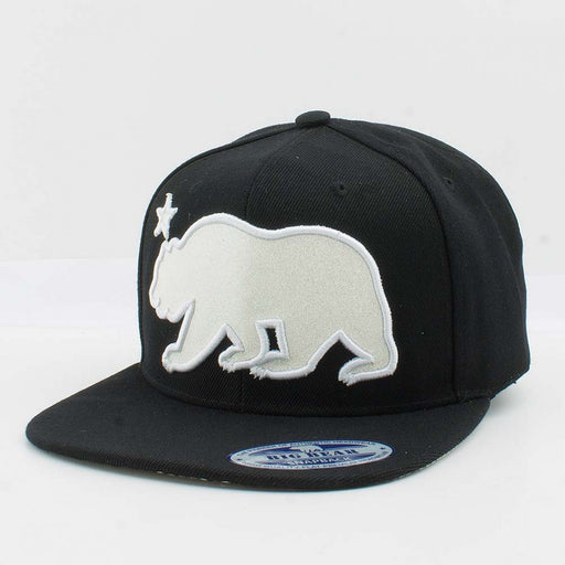 Big Bear Hat Silver Logo