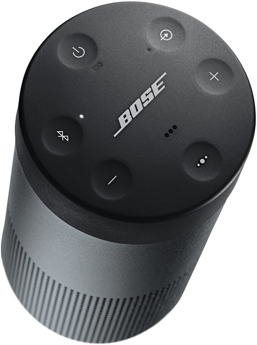 Bose - SoundLink Revolve Portable Bluetooth speaker - Triple Black