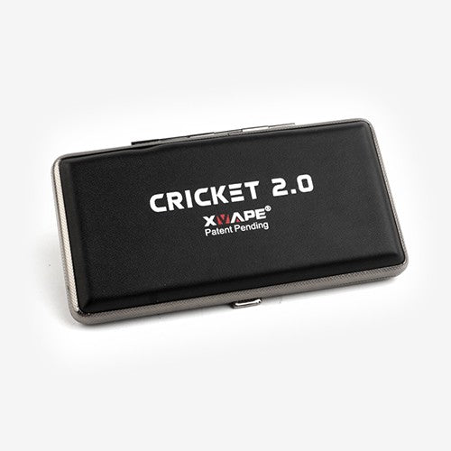 Xvape Cricket 2.0 with oil cartridge