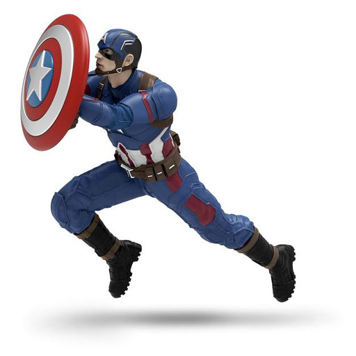 Team Captain America Hallmark Keepsake