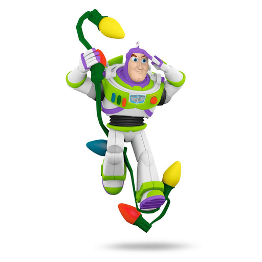 Buzz in Lights Disney-Pixar Toy Story Hallmark