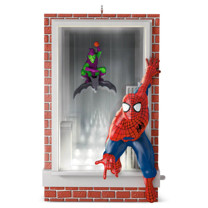 Slinging and Swinging Marvel Spider-man Light