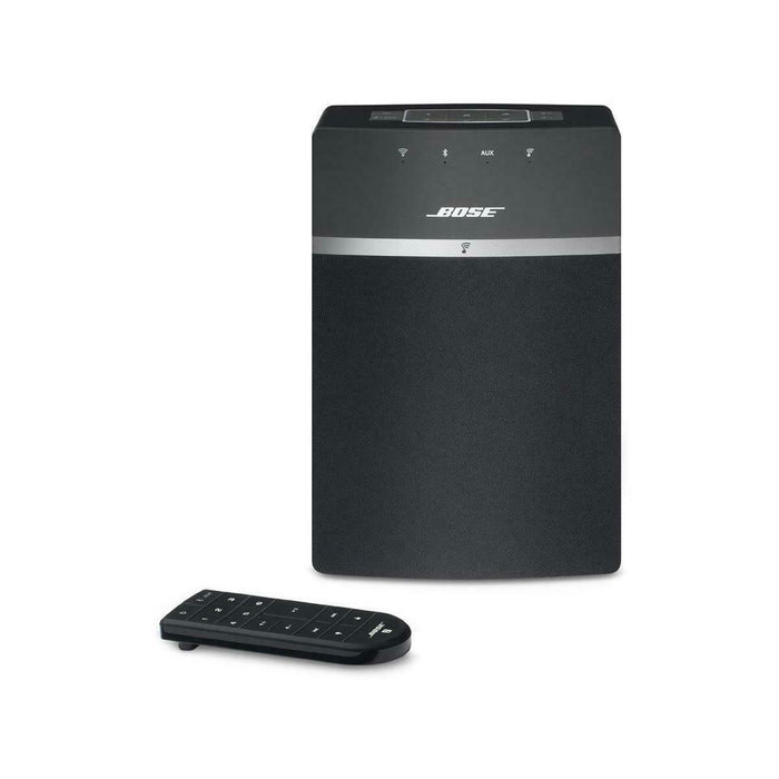 Bose SoundTouch 10 Wireless Music System with Remote Control, Black #731396-1100