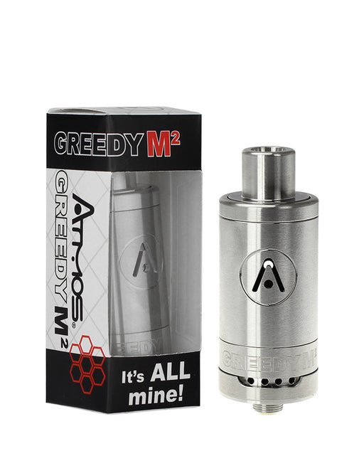 Atmos Greedy M2 Attachment - Stainless Steel