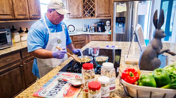 Youngsville man creates dehydrated Cajun trinity that 'comes back to life' with cooking BY MEGAN WYATT | STAFF WRITER FEB 8, 2021