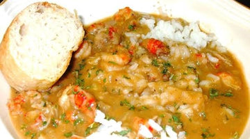 Crawfish Etouffee W/C'est Tout Dried Trinity Mix