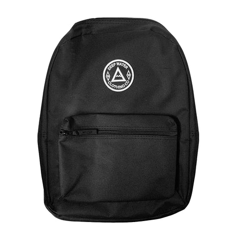"""OG""  Black Backpack"