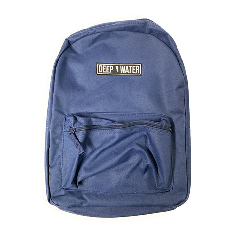 """THUNDERSTRUCK"" - Blue Backpack"