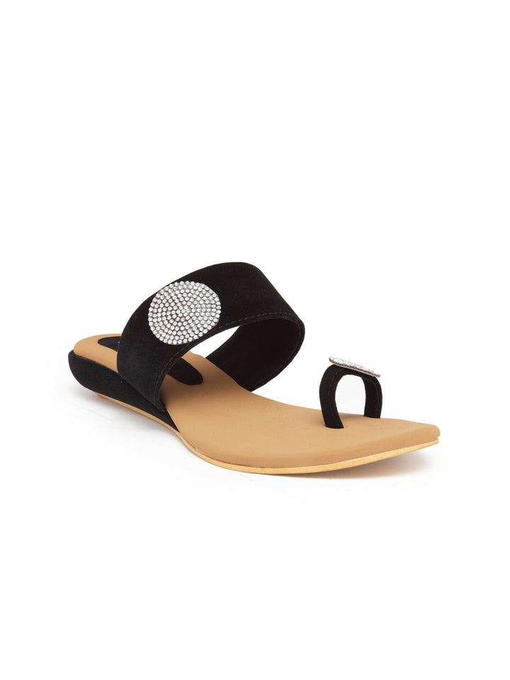 stylish velvet one toe - Zachho