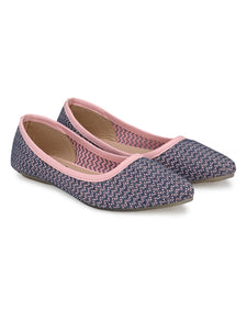 Pink Mix Knitted Bellies
