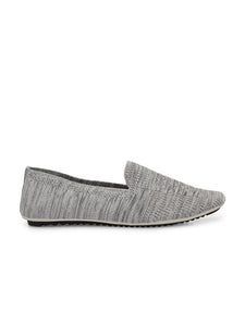 Grey Memory Foam Knitted Bellies