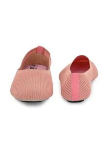 Pink Memory Foam Knitted Bellies