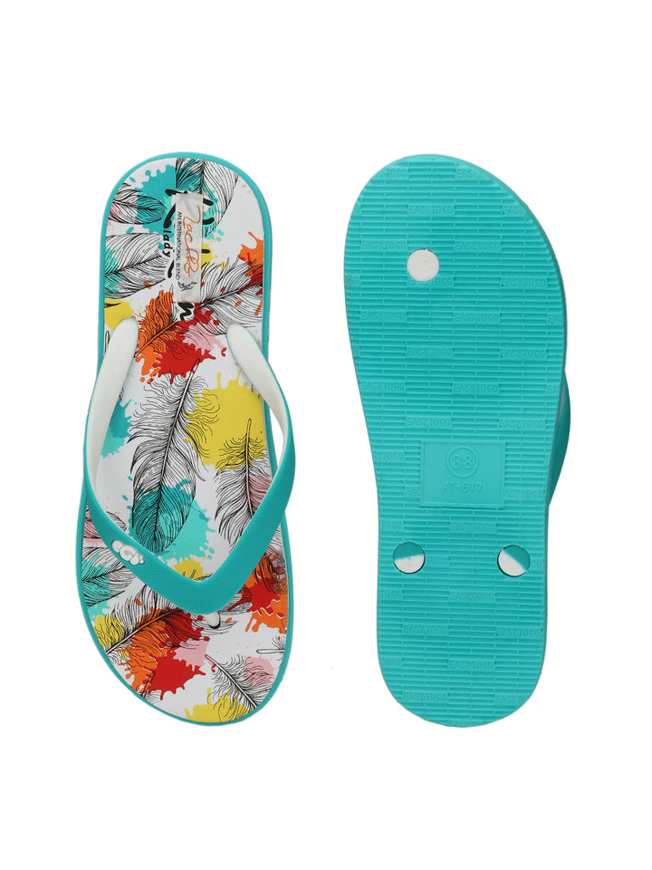 peacock feather print - Zachho