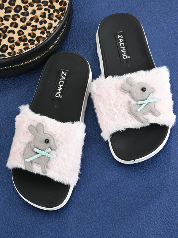 baby animal & fur slides - Zachho