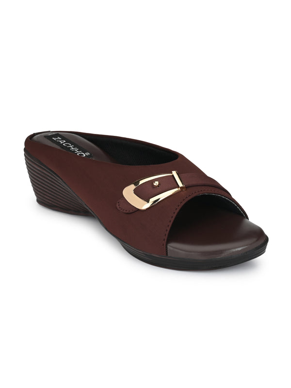 stylish & comfortable slip-ons - Zachho