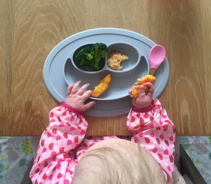 Our Baby Led Weaning (BLW) Journey - 6 months in