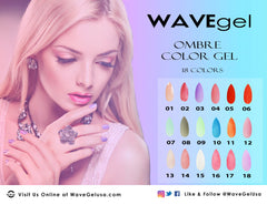 Wave Gel Ombre Video