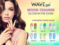 Mood Changing Glow in the Dark