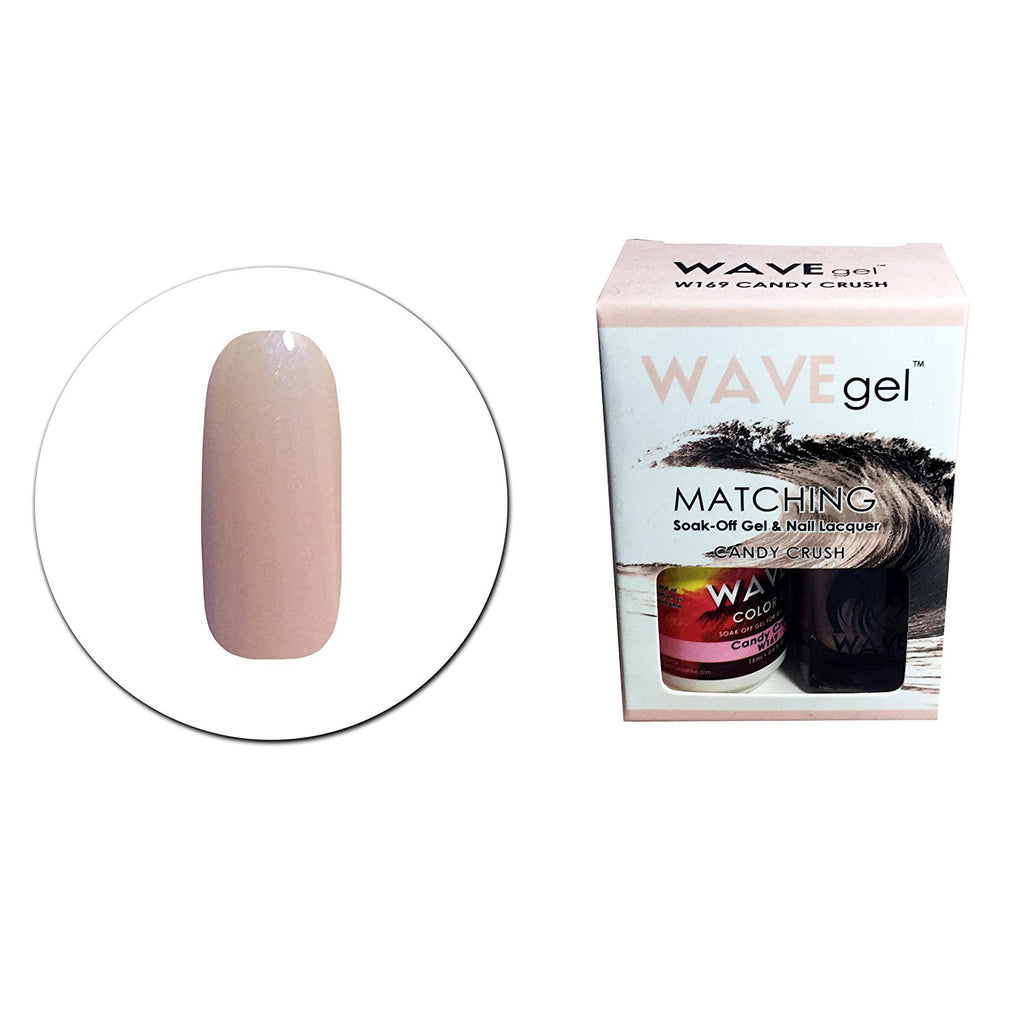Candy Crush Wavegel Matching Collection The Nail Art Connection