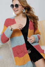 Multi Color Cardigan