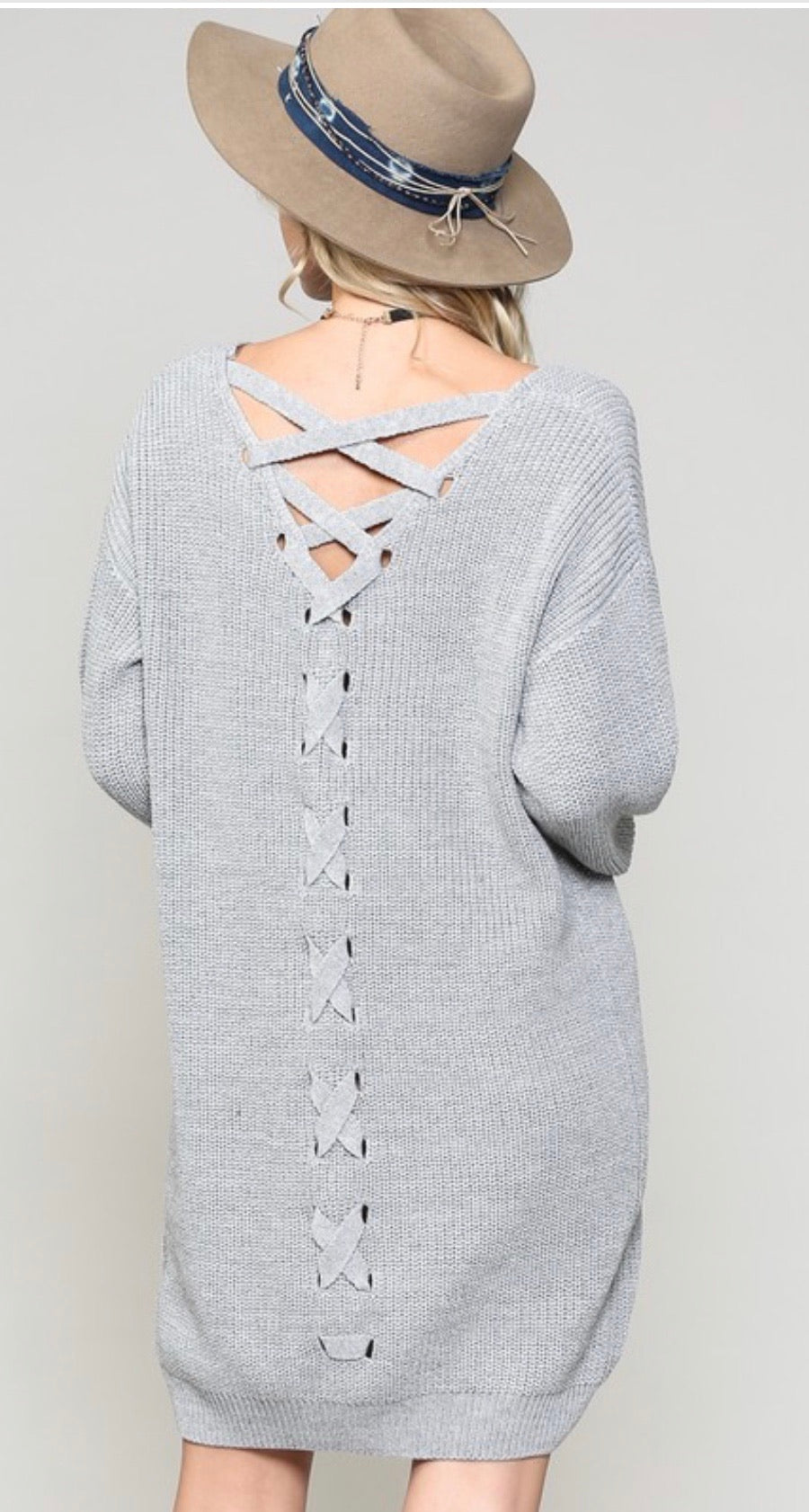 Baylor Sweater Tunic