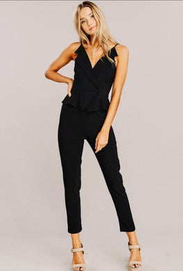 Myles Black Jumpsuit
