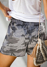 Camo Casual Shorts