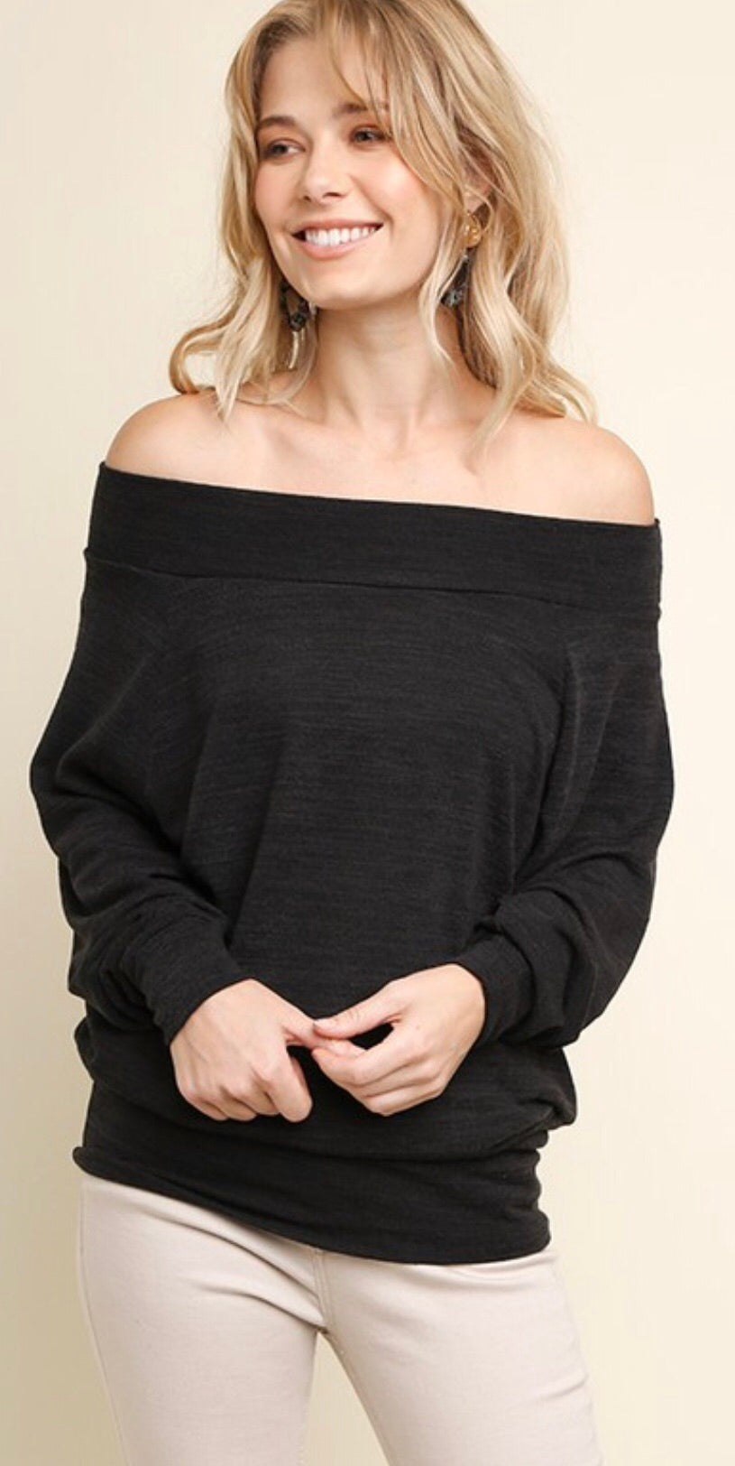 Macy Off Shoulder Top