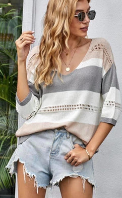 Emily Lightweight Sweater