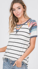 Kate Stripe Top
