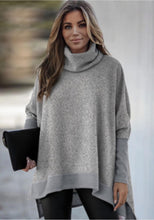 Hadley Turtle Neck Tunic