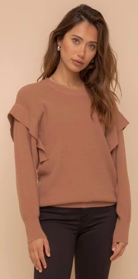 Sierra Light Weight Sweater