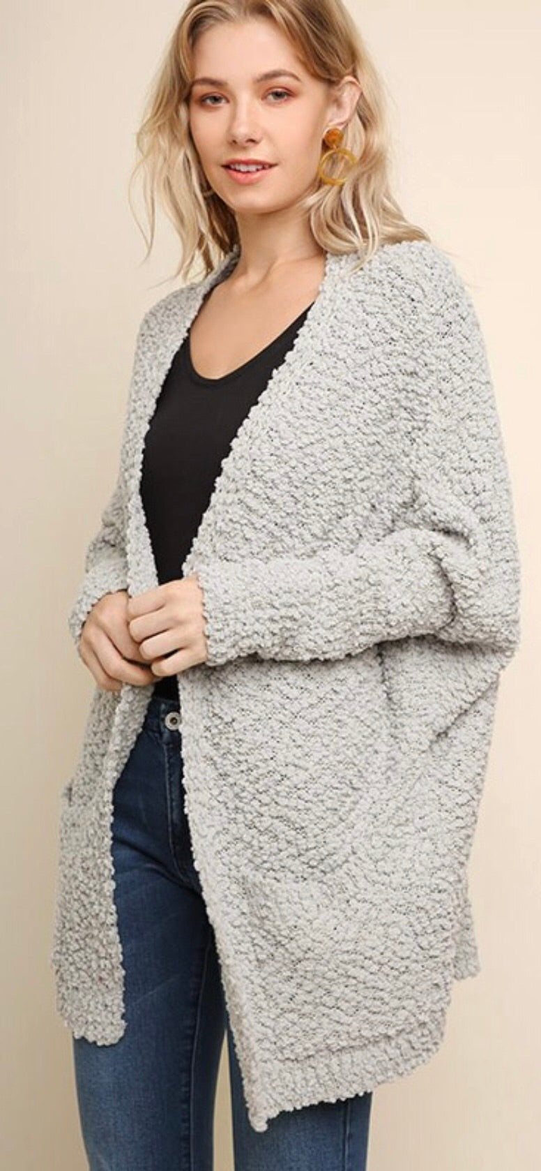 Jada Sweater Cardigan